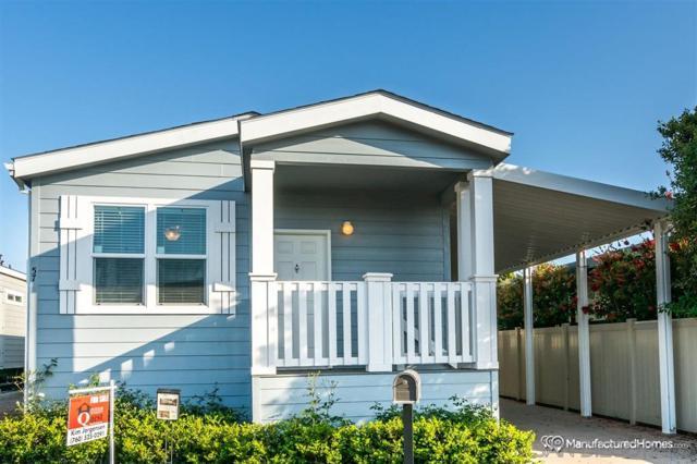 6550 Ponto Drive #57, Carlsbad, CA 92011 (#190025735) :: Farland Realty