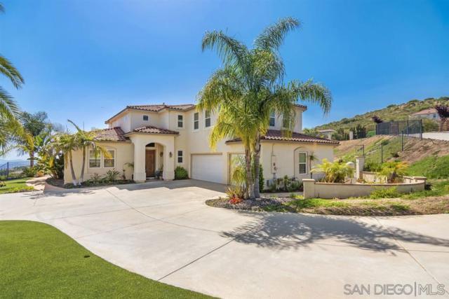 15153 Creek Hills Rd, El Cajon, CA 92021 (#190025854) :: Whissel Realty