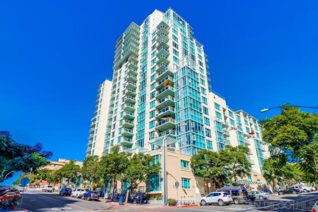 850 Beech #416, San Diego, CA 92101 (#190025922) :: Neuman & Neuman Real Estate Inc.