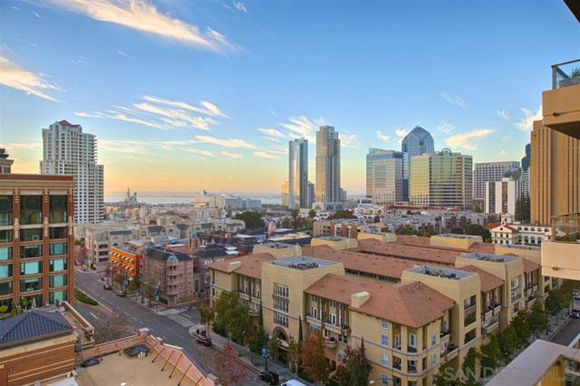 550 Front Street #1006, San Diego, CA 92101 (#190025961) :: Farland Realty