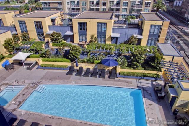 1325 Pacific Highway #314, San Diego, CA 92101 (#190025972) :: Coldwell Banker Residential Brokerage