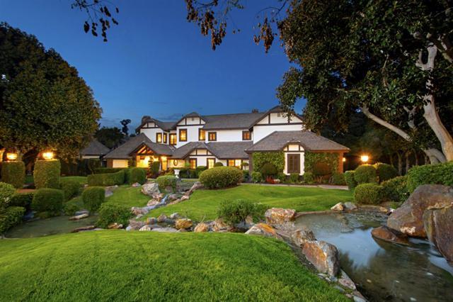 6085 Calle Camposeco, Rancho Santa Fe, CA 92067 (#190025977) :: Whissel Realty
