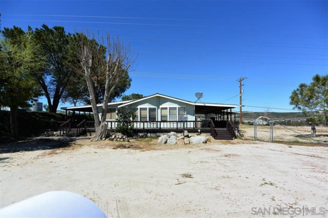 36587 Old Highway 80, Pine Valley, CA 91962 (#190026000) :: Whissel Realty