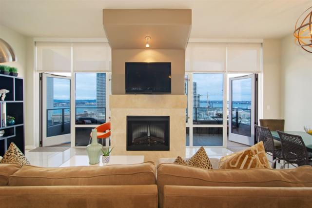 550 Front Street #1306, San Diego, CA 92101 (#190026018) :: Farland Realty