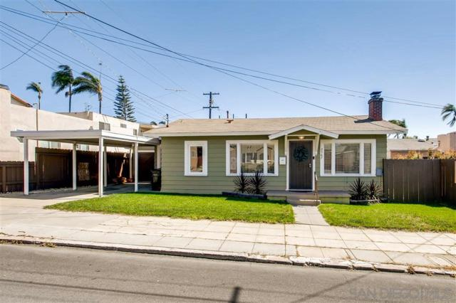 2567 Dwight St., San Diego, CA 92104 (#190026252) :: The Yarbrough Group