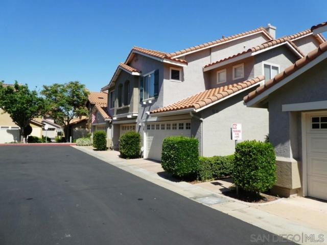 415 Whispering Willow Dr B, Santee, CA 92071 (#190026358) :: Whissel Realty