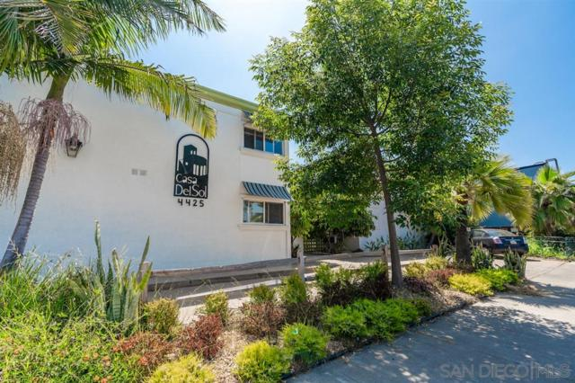 4425 50th St #8, San Diego, CA 92115 (#190026397) :: Whissel Realty