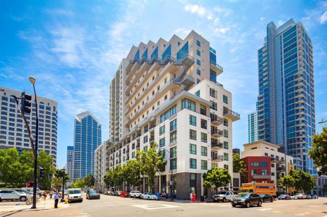 1240 India Street #104, San Diego, CA 92101 (#190026461) :: Coldwell Banker Residential Brokerage