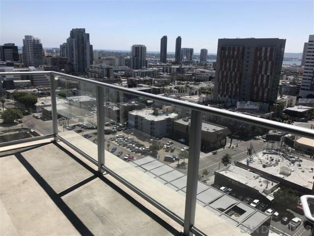 1080 Park Blvd. #1617, San Diego, CA 92101 (#190026489) :: Coldwell Banker Residential Brokerage