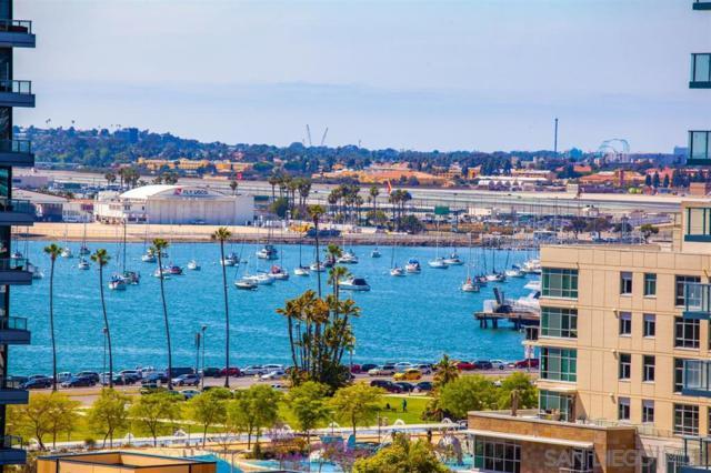 1240 India Street #1107, San Diego, CA 92101 (#190026507) :: Coldwell Banker Residential Brokerage