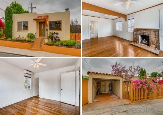 2615 Dwight St, San Diego, CA 92104 (#190026513) :: Neuman & Neuman Real Estate Inc.