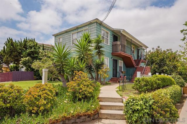 3089 /95 Grape St, San Diego, CA 92102 (#190026611) :: Neuman & Neuman Real Estate Inc.