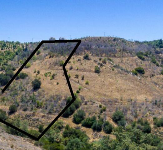 Pcl 3 Monserate Hill Rd #3, Fallbrook, CA 92028 (#190026618) :: Keller Williams - Triolo Realty Group