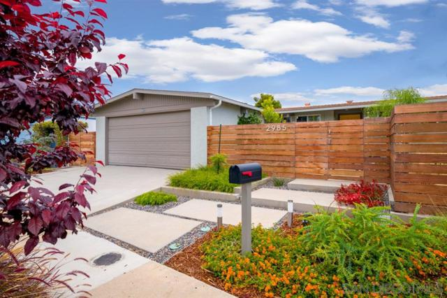 2985 Marquette St, San Diego, CA 92106 (#190026672) :: The Yarbrough Group
