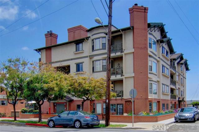 909 Sutter St #203, San Diego, CA 92103 (#190026695) :: Whissel Realty