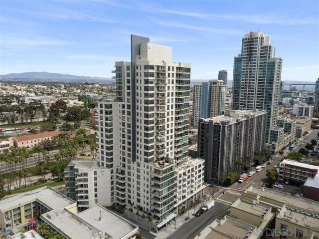 1441 9Th Ave #305, San Diego, CA 92101 (#190026865) :: Coldwell Banker Residential Brokerage