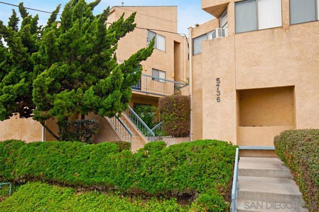 5736 Lauretta St #5, San Diego, CA 92110 (#190026957) :: Farland Realty