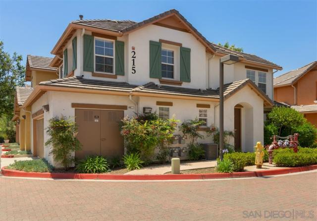 215 River Park Dr #18, Santee, CA 92071 (#190026962) :: Pugh | Tomasi & Associates