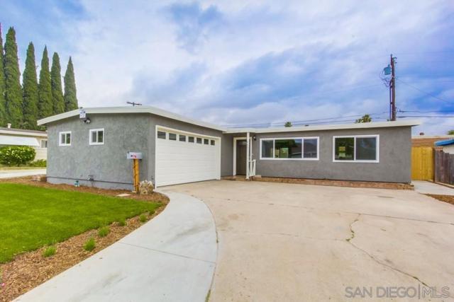865 Valley Village Dr, El Cajon, CA 92021 (#190026968) :: Pugh | Tomasi & Associates