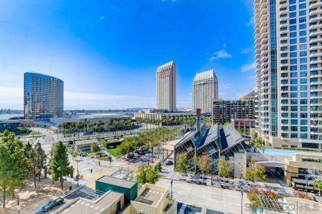 510 1st Ave #905, San Diego, CA 92101 (#190027033) :: Farland Realty