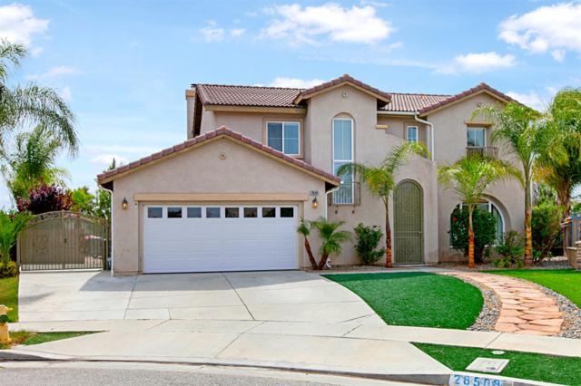 28508 Heliotrope Ct, Murrieta, CA 92563 (#190027057) :: Neuman & Neuman Real Estate Inc.