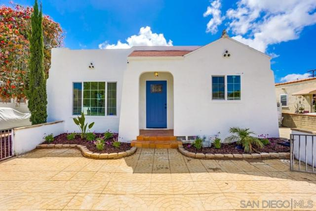 5052 35th Street, Normal Heights, CA 92116 (#190027107) :: Farland Realty