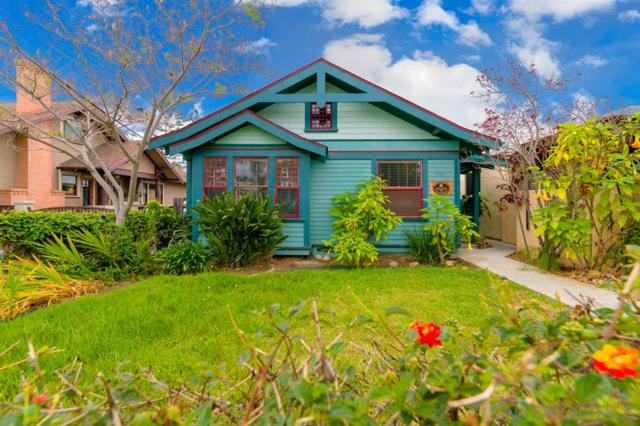2040 Dale St., San Diego, CA 92104 (#190027143) :: Whissel Realty
