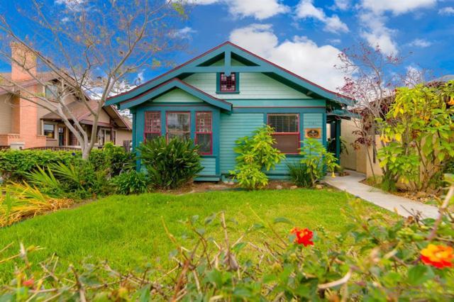 2040 Dale St., San Diego, CA 92104 (#190027143) :: Neuman & Neuman Real Estate Inc.