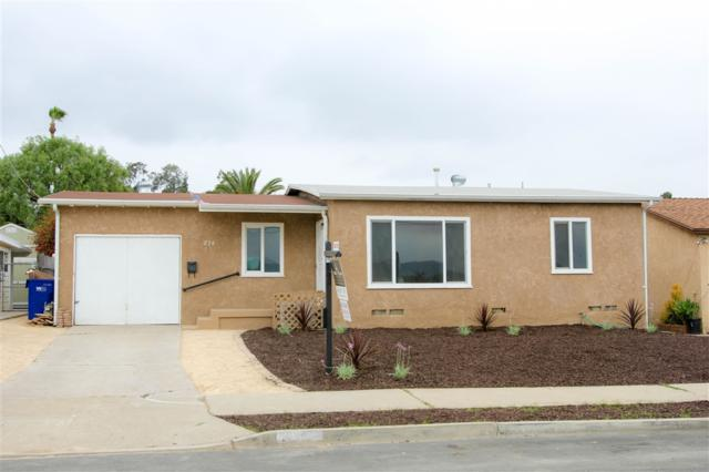 236 N Pierce Street, El Cajon, CA 92020 (#190027149) :: The Marelly Group | Compass