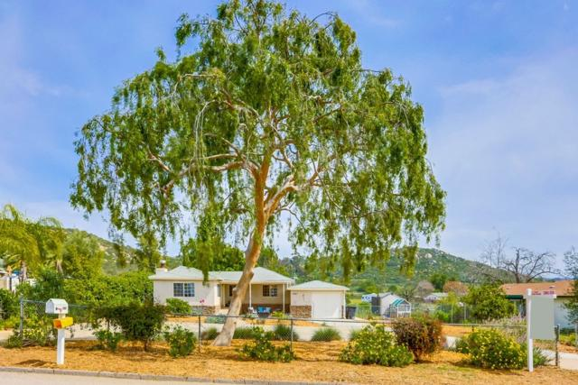 9867 Dunbar Lane, El Cajon, CA 92021 (#190027178) :: Whissel Realty