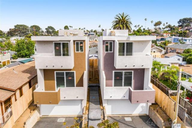 2257 Froude St, San Diego, CA 92107 (#190027198) :: Whissel Realty