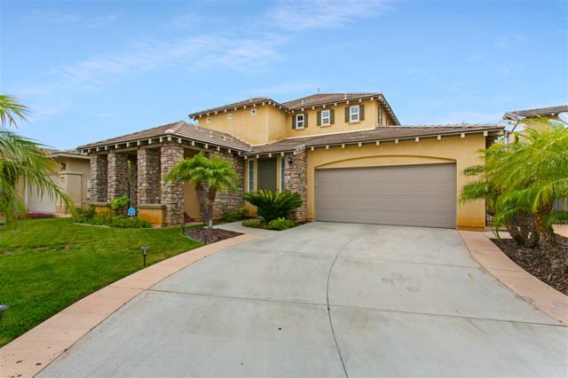 2923 Oro Blanco Circle, Escondido, CA 92027 (#190027267) :: Whissel Realty