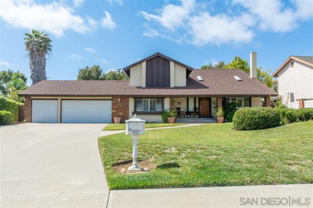2848 Brannick Pl, San Diego, CA 92122 (#190027319) :: The Yarbrough Group