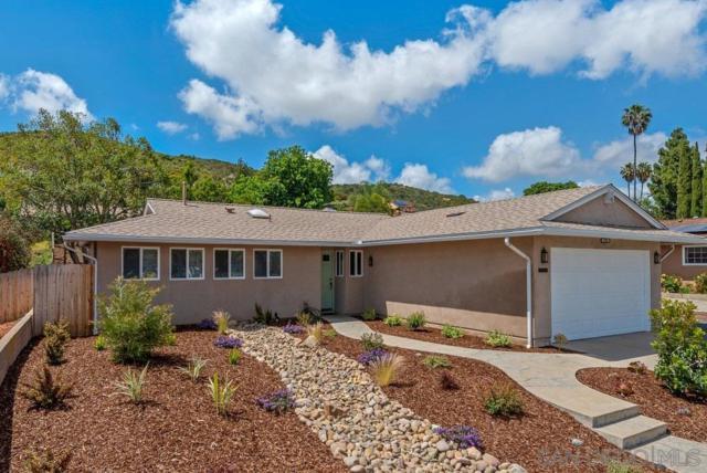 7224 Cowles Mountain Blvd, San Diego, CA 92119 (#190027393) :: Cane Real Estate