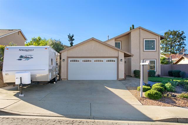13843 Avenida Del Charro, El Cajon, CA 92021 (#190027425) :: Cane Real Estate