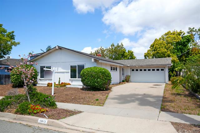 5803 Scripps Street, San Diego, CA 92122 (#190027474) :: The Yarbrough Group