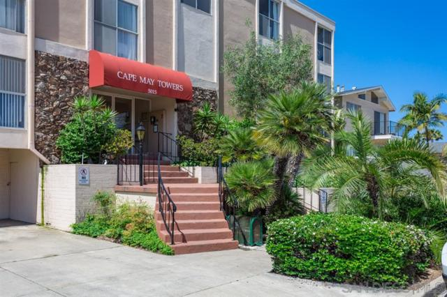 5015 Cape May #108, San Diego, CA 92107 (#190027491) :: The Yarbrough Group