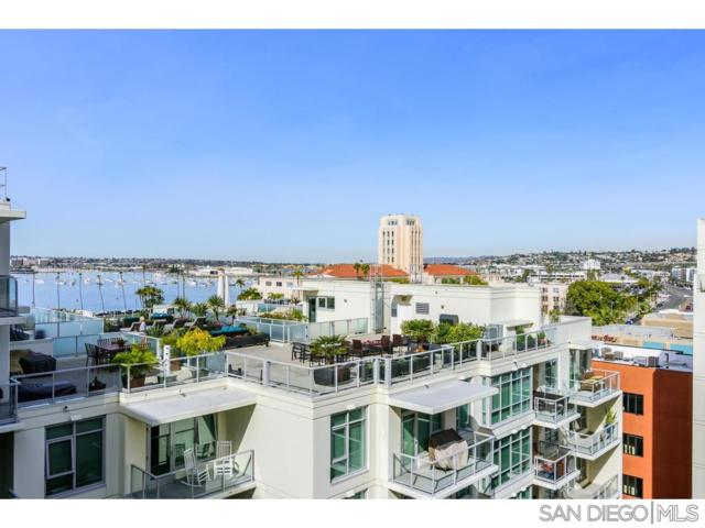 1431 Pacific Hwy #902, San Diego, CA 92101 (#190027520) :: Keller Williams - Triolo Realty Group