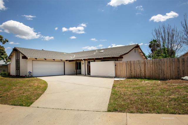 693 Jonathon Pl, Escondido, CA 92027 (#190027524) :: Neuman & Neuman Real Estate Inc.