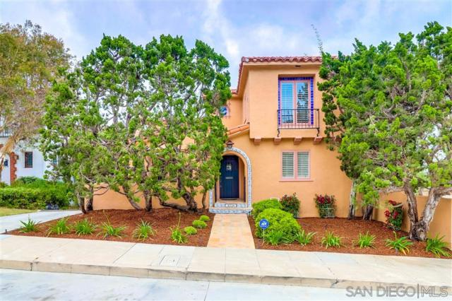 3224 Trumbull St, San Diego, CA 92106 (#190027565) :: The Yarbrough Group