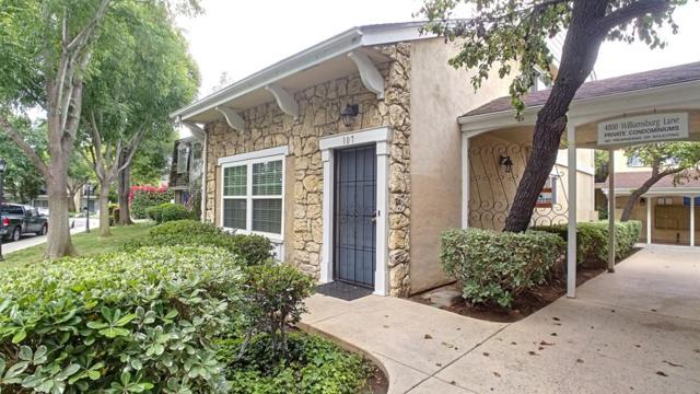 4800 Williamsburg Lane #107, La Mesa, CA 91941 (#190027623) :: Pugh | Tomasi & Associates
