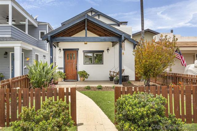 340 I Avenue, Coronado, CA 92118 (#190027641) :: The Yarbrough Group