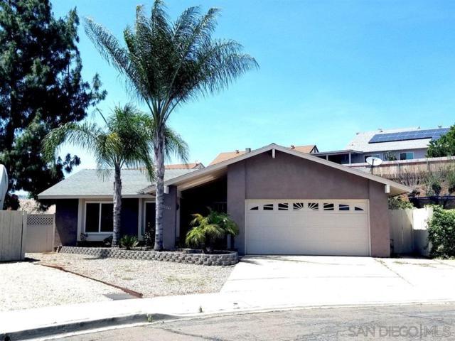 10346 Julio Pl, Santee, CA 92071 (#190027652) :: Neuman & Neuman Real Estate Inc.