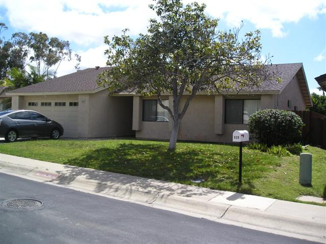 839 Willow Tree Ln, Fallbrook, CA 92028 (#190027705) :: Allison James Estates and Homes