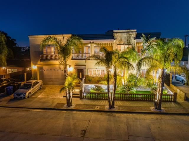3555 Promontory St, San Diego, CA 92109 (#190027741) :: Coldwell Banker Residential Brokerage