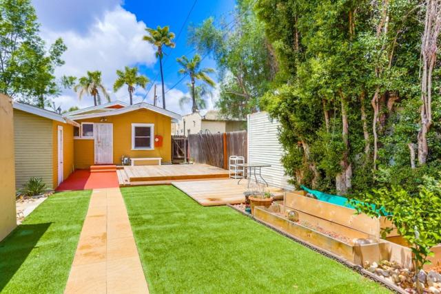 3581 44th St, San Diego, CA 92105 (#190027761) :: The Yarbrough Group