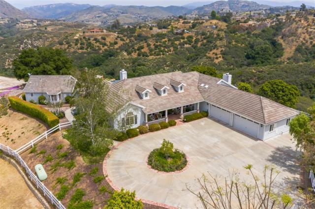 982 River Oaks Ln, Fallbrook, CA 92028 (#190027890) :: Allison James Estates and Homes