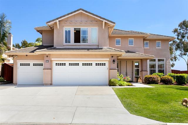 1853 Magnolia Ct, Oceanside, CA 92054 (#190027894) :: Allison James Estates and Homes