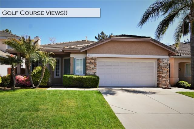 1731 Turnberry Drive, San Marcos, CA 92069 (#190027916) :: COMPASS