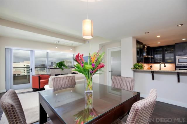 700 W E St #3005, San Diego, CA 92101 (#190028052) :: Ascent Real Estate, Inc.